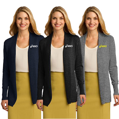 Port Authority - Ladies Open Front Cardigans