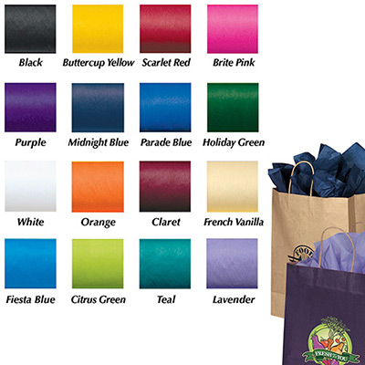 Colored Gift Tissue Paper