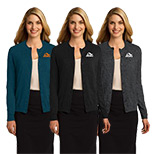 23421 - Port Authority® Ladies Cardigan