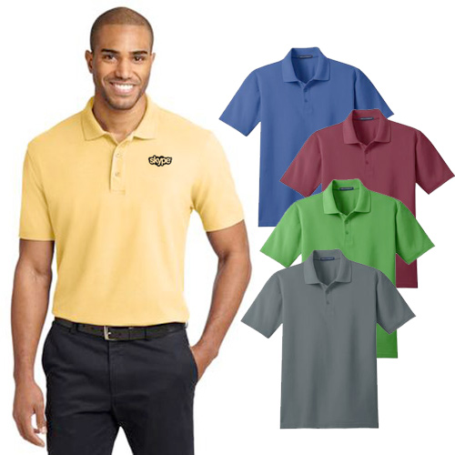 Port Authority® Stain-Resistant Polo