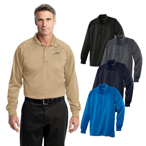 CornerStone® - Long Sleeve Snag-Proof Tactical Polo