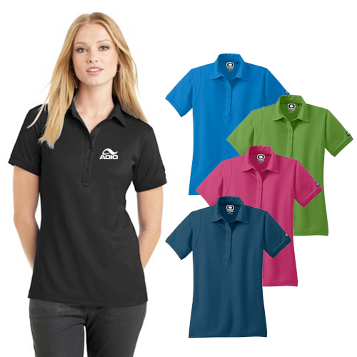 OGIO® Jewel Ladies Polo