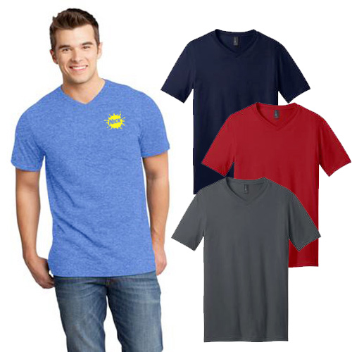 District® - Young Mens Very Important Tee® V-Neck