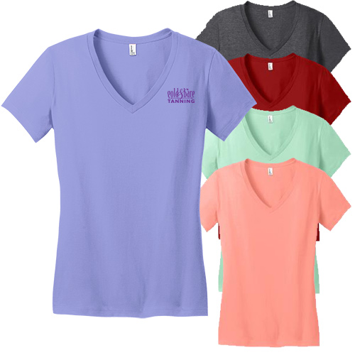 District® - Juniors Very Important Tee® V-Neck