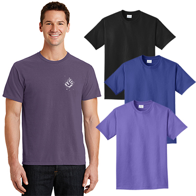 port & company®- pigment-dyed tee