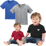 23502 - Precious Cargo® Infant 5.4-oz 100% Cotton T-Shirt