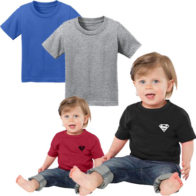 port & company® infant core cotton tee