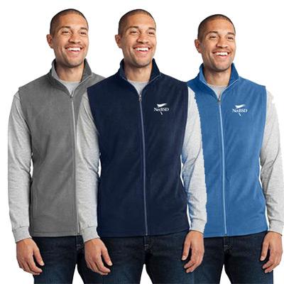port authority ® microfleece vest