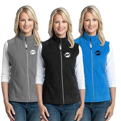 Port Authority ® Ladies Microfleece Vest