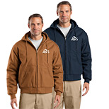 23545 - CornerStone® Hooded Work Jacket