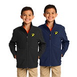 23555 - Port Authority® Youth Core Soft Shell Jacket