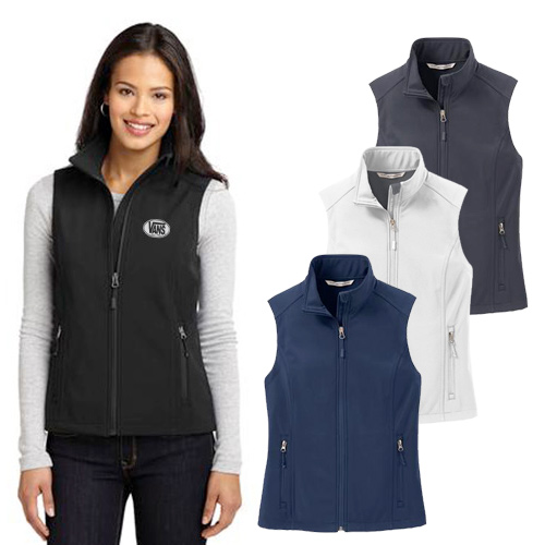 Port Authority ® Ladies Core Soft Shell Vest