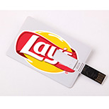 23587 - Credit Card Size USB 16GB