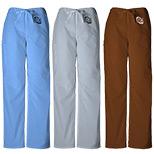 23611 - Unisex Drawstring Cargo Pants