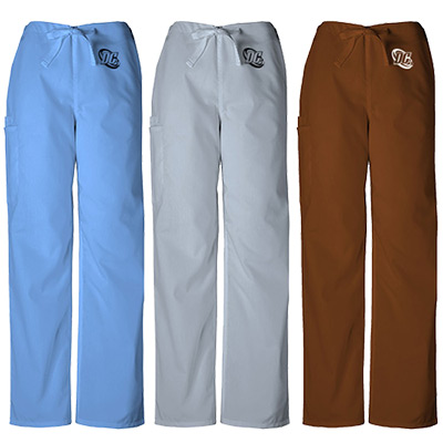 Unisex Drawstring Cargo Pants