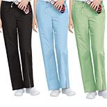 23630 - Ladies Flare Leg Pant - 3 Pockets