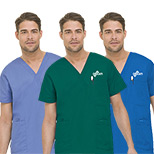 23635 - Men's 5 Pocket Scrub Top