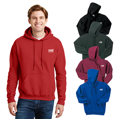 gildan®- dryblend®pullover hooded sweatshirt