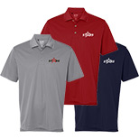 Imprinted Adidas Golf ClimaLite Pique Polo