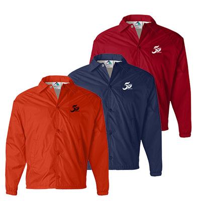 augusta sportswear coachs jacket