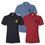 23694 - IZOD - Ladies' Classic Silkwash Pique Sport Shirt
