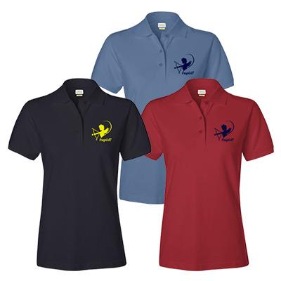 IZOD - Ladies' Classic Silkwash Pique Sport Shirt