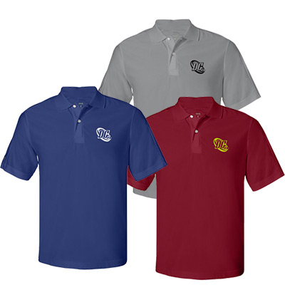 Promotional Logo Performance Pique Sport Shirt