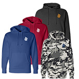 23720 - Independent Trading Co. Hooded Pullover Sweatshirt