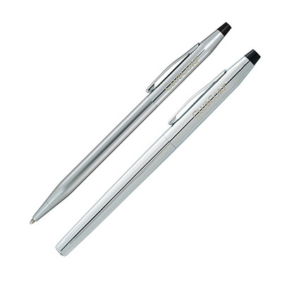 cross® classic century chrome pen set