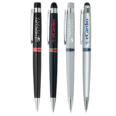 Personalized Imperial Ballpoint Stylus Pen Set