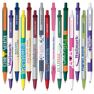 caf3d030d06 Custom imprinted BIC Clic Stic Pen at Promo Direct