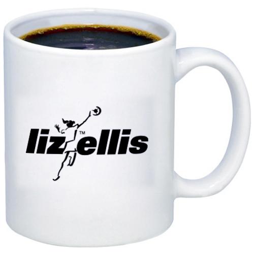 11 oz. ceramic budget mug