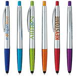 23819 - Flav Silver Stylus Pen