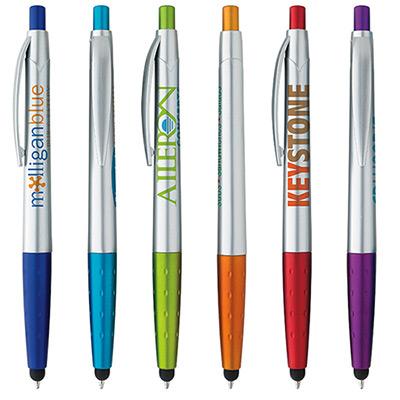 Flav Silver Stylus Pen