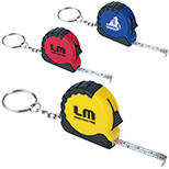 Customized Mini Tape Measure Key chain