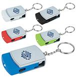 23855 - Swivel Tech Keychain