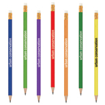 Bic Pencils, Promotional Bic Pencil Solids