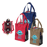 23897 - Therm-O Super Snack Tote - Full Color