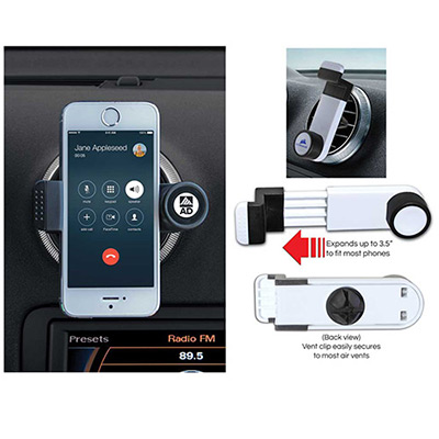 universal air vent phone holder