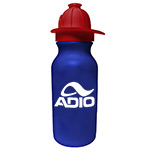 23953 - 20 oz. Cycle Bottle with Fireman Helmet Cap