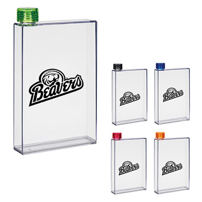Personalized Rectangular Water Bottle