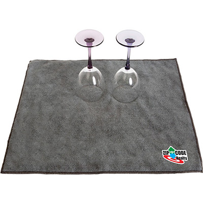 Promotional microfiber drying mat
