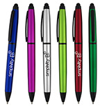 24062 - Fonda Ballpoint Pen with Stylus