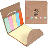 Get custom pocket sticky note memo book