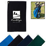 24118 - Budget Golf Towel (14x22) - Colors