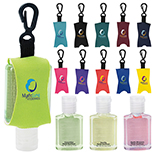 Imprinted scented hand sanitizer