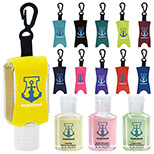 Customized scented hand sanitizer