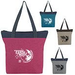 Custom Riviera Tote Bags with logo