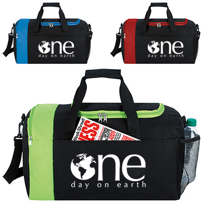 train everyday duffel bag