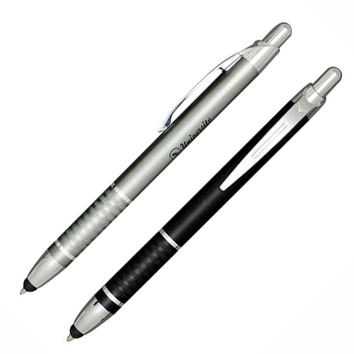 fancy metal stylus pen (engraved)